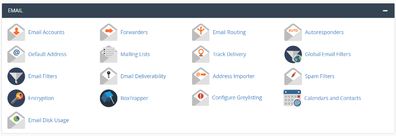 Email In Cpanel