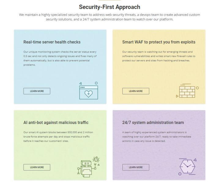 Security data protection