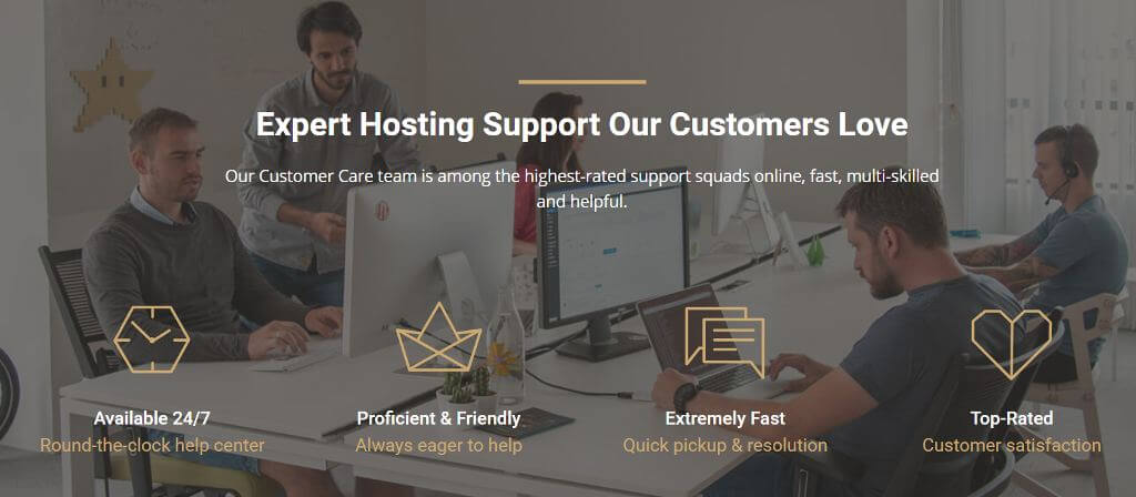 sitesground technical support