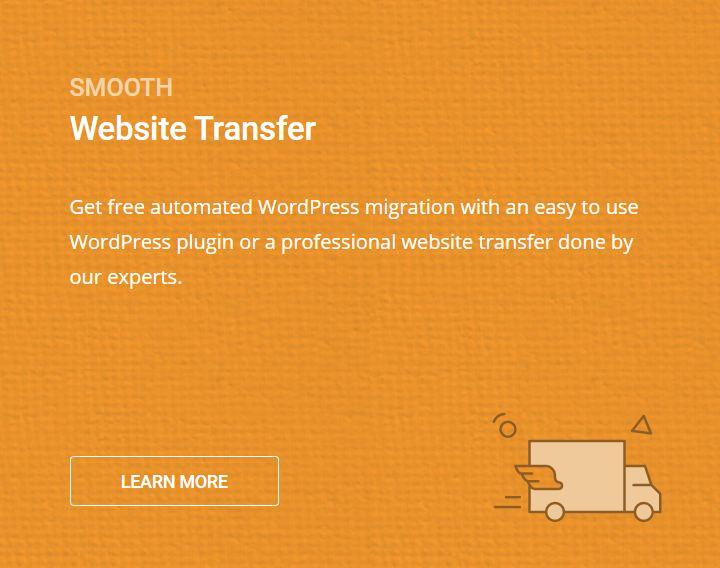 sitesground website transfer